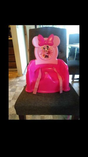 Disney baby booster Seat. for Sale in Vancouver, WA