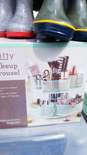Makeup carousel for Sale in Washington, DC