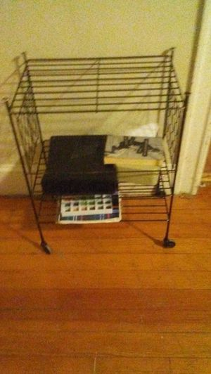 Portable wheel stand desk for Sale in Pawtucket, RI