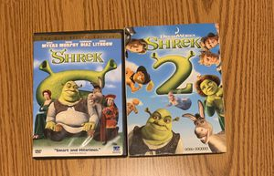 Shrek 1 & 2 for Sale in Riverview, FL