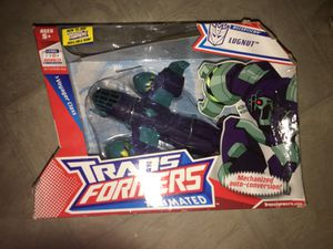 Transformers Animated lugnut new for Sale in Oakland, CA