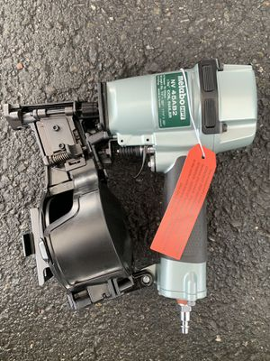 METABO HPT 1 3/4 COIL NAILER for Sale in San Jose, CA