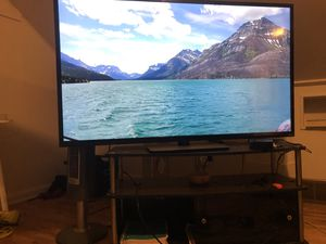 65 inch Vizio Smart TV with free Tv Stand for Sale in Duluth, MN