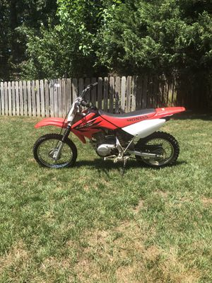 2006 Honda CRF 80f Dirt Bike for Sale in Mechanicsville, VA