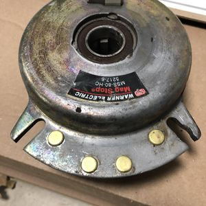Warner Electric Clutch For John Deere Riding Mowers for Sale in Burleson, TX