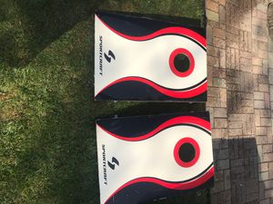 2 bean bag tosser boards for Sale in Bolingbrook, IL
