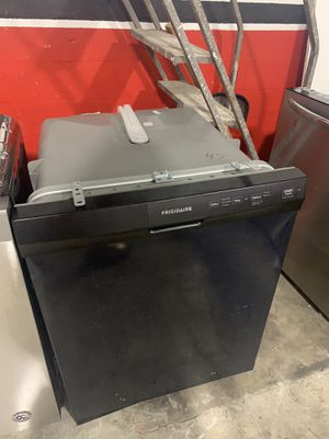 Dishwasher black Frigidaire NEW for Sale in Miami, FL