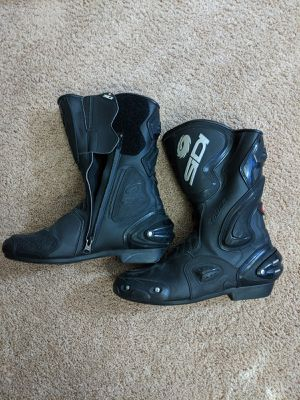 Cobra Street Motorcycle Boot Size 10 for Sale in Seattle, WA