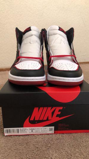 Jordan 1 Bloodline Size 9 for Sale in San Jose, CA