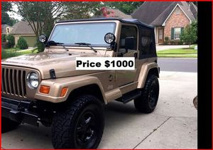 ֆ1OOO Jeep Wrangler for Sale in Pomona, CA