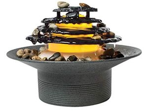 Homedics Zen Relaxation Tabletop Fountain, Gray for Sale in San Diego, CA