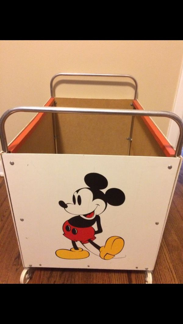 Disney Toy Cart-Vintage and Rare