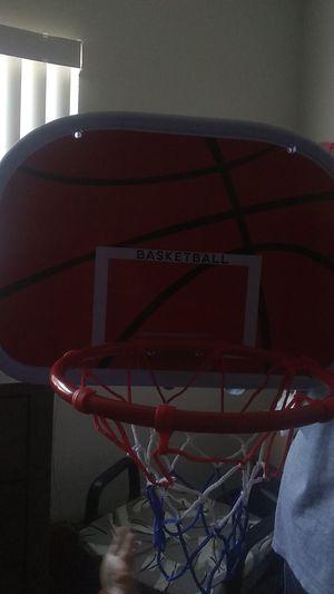 Basketball hoop backboard for Sale in Fresno, CA
