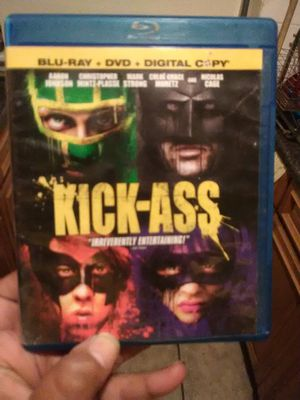 Kick-Ass Blu-Ray/DVD Combo for Sale in The Bronx, NY