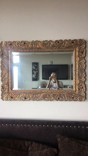 Beautiful antique mirror for Sale in Austin, TX