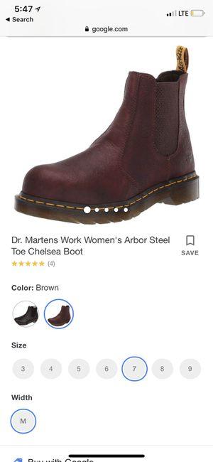 Work Women's Arbor Steel Toe Chelsea Boot for Sale in Norfolk, VA