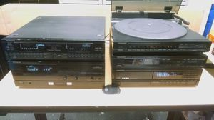 Kenwood mini stack stereo system for Sale in Woodstock, IL