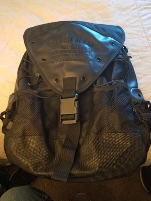 National Guard leather backpack for Sale in Las Vegas, NV