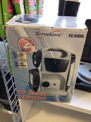 TV radio lantern for Sale in Deerfield Beach, FL