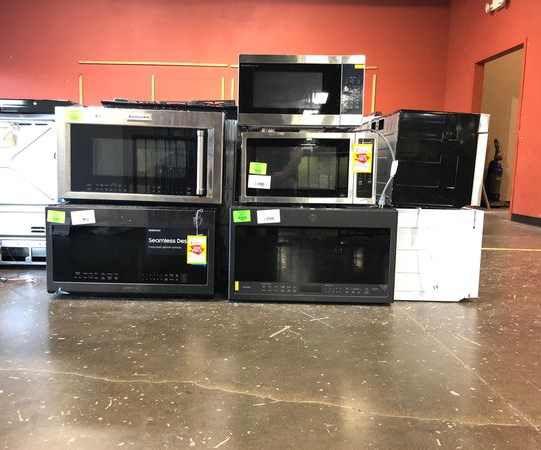 Microwaves KU
