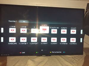 "Philips 50""inch 4K UltraHD smart TV for Sale in San Clemente, CA"