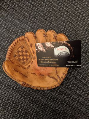 Baseball gloves.. Rawlings, Wilson etc for Sale in Upland, CA
