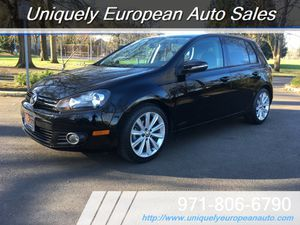 2012 Volkswagen Golf TDI for Sale in Portland, OR