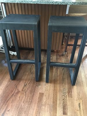 Pub height bar stools for Sale in Belmont, MA