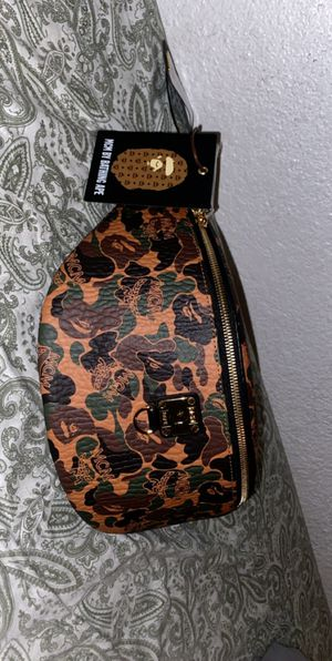 MCM X BAPE for Sale in Bal Harbour, FL