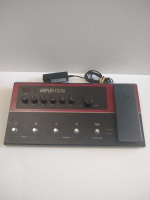 Line 6 AMPLIFI FX 100, pedal multi effects, for guitar for Sale in Damascus, MD