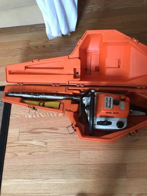Long chainsaw (Stihl) for Sale in Manassas, VA