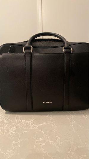 Coach brief case for Sale in Washington, DC
