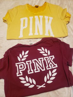 VS PINK Shirts for Sale in Fresno, CA