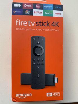 Amazon fire tv stick 4K for Sale in Kent, WA