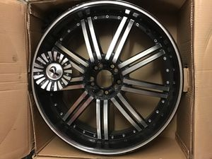22 INCH PHINO RIMS (3) for Sale in Atlanta, GA