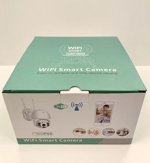 WiFi Smart Security Camera for Sale in Norco, CA