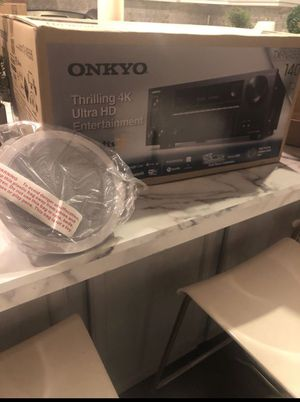 Home audio system 7 speakers plus sub for Sale in Tolleson, AZ