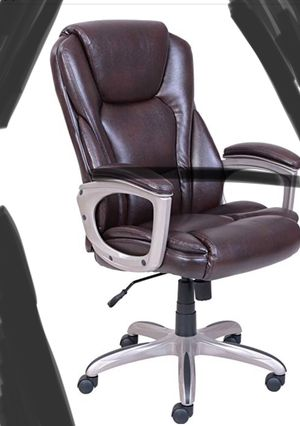 New!! Office chair, executive chair, office furniture, office chair w memory foam seat, desk chair for Sale in Phoenix, AZ