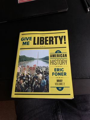 American History Textbook for Sale in Mundelein, IL