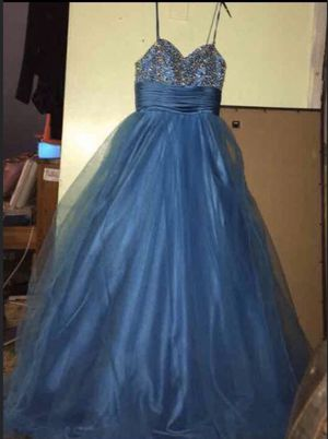 Turquoise Dress for Sale in Evansville, IN