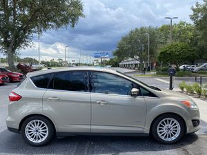 2016 Ford C-Max SEL Hybrid. Clean title. Loaded. Nav. Leather. All for Sale in Longwood, FL