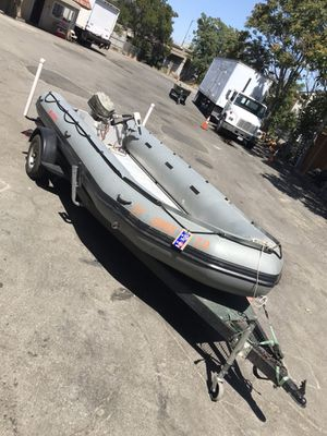 18ft Saturn Raft for Sale in San Jose, CA