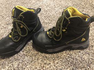 Work boots (steal toe) for Sale in Orem, UT