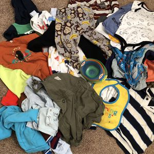 Baby Boy Clothes Lot for Sale in Brentwood, CA
