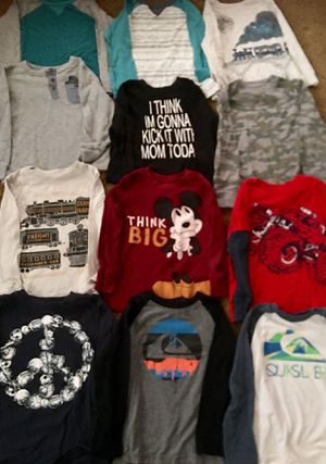 Boys long sleeve shirts for Sale in La Mirada, CA