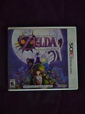 Zelda nintendo 3ds game for Sale in Anaheim, CA