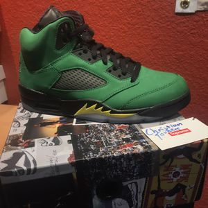 Jordan 5 Oregon 8.5 DS for Sale in Redwood City, CA