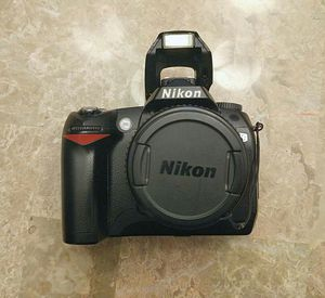 Nikon DSLR Camera with Bag for Sale in Modesto, CA