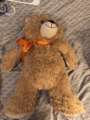 tan stuffed teddy bear for Sale in North Las Vegas, NV
