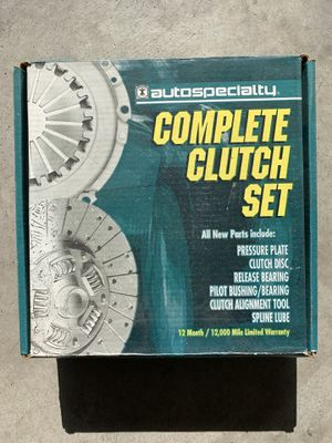 Autospecialty clutch kit 1979-1983 Mazda RX-7 for Sale in Glendora, CA